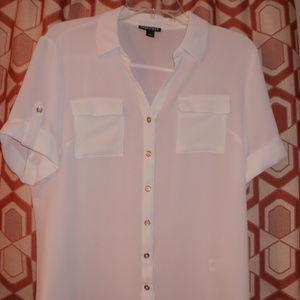Roz & Ali Button Down Shirt